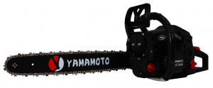 DRUJBA BENZINA YAMAMOTO CS-4552, LAMA 40CM, 6.4 CP cu 2 Lame si 2 Lanturi [4]