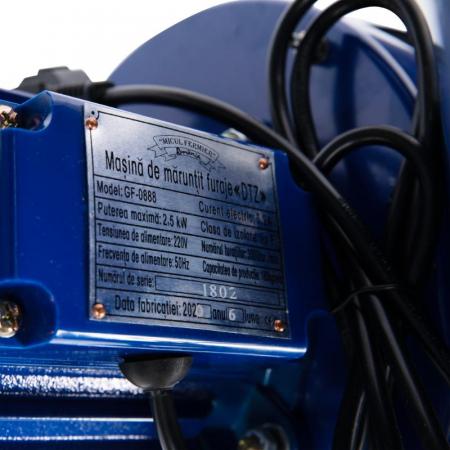 Moara electrica cu ciocanele si razatoare nr. 3 Micul Fermier, 2.5Kw [3]