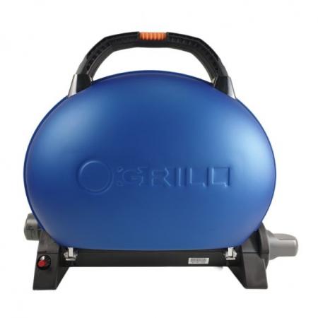 Gratar pentru Camping pe gaz O-Grill, Model 500, Rosu, 2.7 kW, 1065 cm² [6]