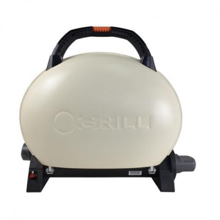 Gratar pentru Camping pe gaz O-Grill, Model 500, Rosu, 2.7 kW, 1065 cm² [8]