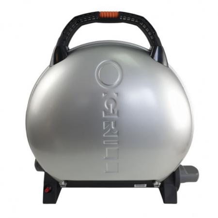 Gratarpentru Camping pe gaz O-Grill, Model 600, Verde, 3.2 kW, 1450 cm² [9]