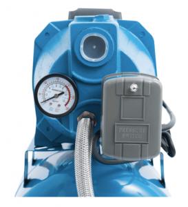 Hidrofor de mare putere Elefant Aquatic AUTOJET80S, 1000 W, 50 l/min, rezervor 25 l, inox-otel [1]