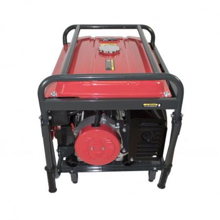 Generator pe Benzina Elefant ZH 6500E, Monofazat, 5,5 kW, 230 V, 1 Cilindru, 4 timpi, Racire cu aer, Pornire electrica [3]