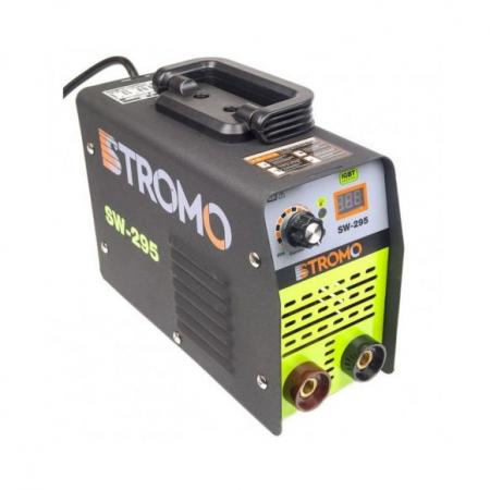 Invertor sudura MMA Stromo SW-295, Afisaj electronic [3]