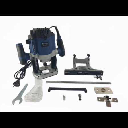 Masina frezat electrica ELPROM EMF-1850, router lemn, 1850W, 26000 rot/min, 7 trepte de viteza [1]