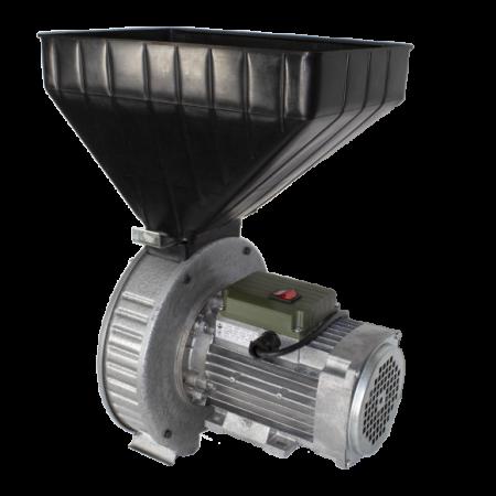 Moara cereale Gazda P71, Uruitor electric de 1.7 kW Cuva Mare, cu 5 cutite [1]