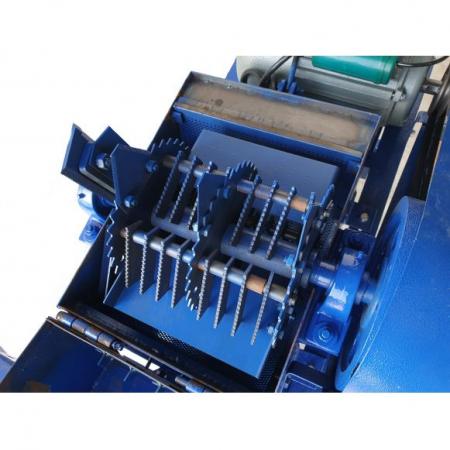 Tocatoare furaje + Moara electrica 3 KW, 1000 Kg/Ora, TEMP-10 (F-500) [1]