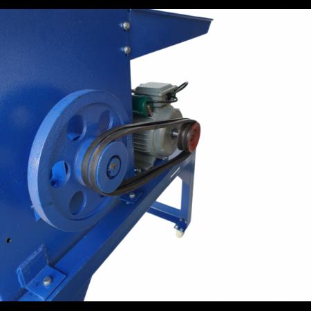 Tocatoare furaje + Moara electrica 3 KW, 1000 Kg/Ora, TEMP-10 (F-500) [4]