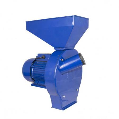 Moara cereale Temp 3, Uruitor electric 2.5 kW, 2800 rpm + site [2]