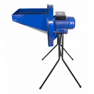 Moara Elefant pentru Cereale CM-2.0D , 3.5KW, 3000 rpm, albastra, cu suport inclus [0]