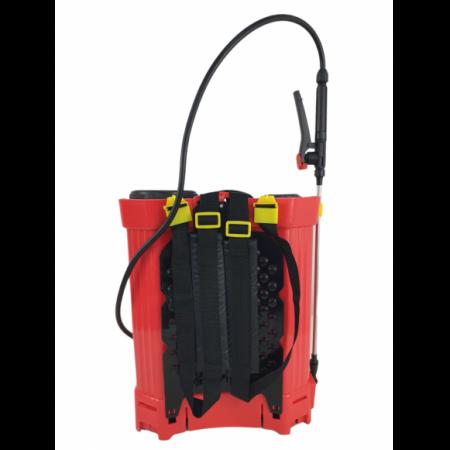 Pompa de stropit cu Acumulator Elefant SE18L, Volum 18l, 12V/8Ah, 3 tipuri de pulverizare [3]