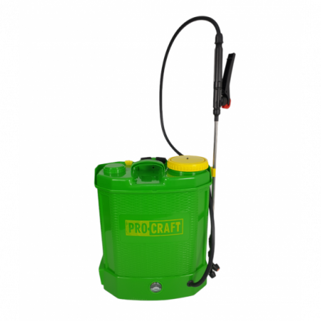 Pompa de stropit electrica PROCRAFT AS12L, 12V, Volum 12 litri, 3 tipuri de pulverizare [3]