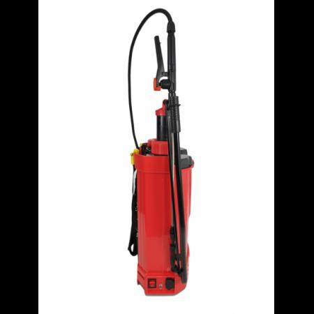 Pompa de stropit Elefant SEM16, 2in1, 12V/8Ah, electrica/manuala, 3 tipuri de stropire [4]