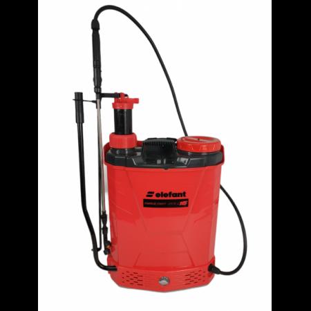 Pompa de stropit Elefant SEM16, 2in1, 12V/8Ah, electrica/manuala, 3 tipuri de stropire [5]