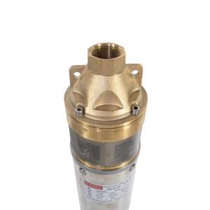 Pompa submersibila Kratos 4SKM-150, 1.5 CP, 41l/min, Turbina dubla, Cupru [0]