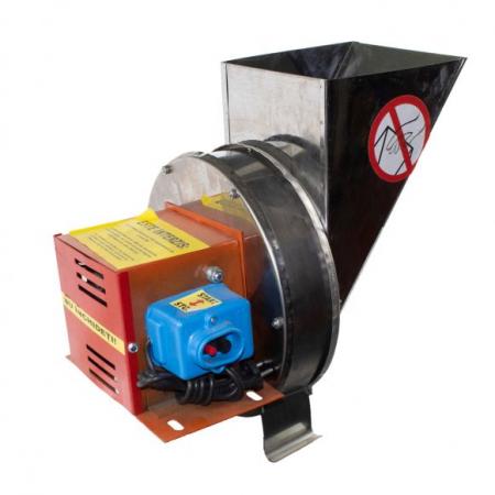 Zdrobitor Tip Razatoare electrica Vinita, 1.8 kw, Carcasa Inox, Legume si Fructe, Radacinoase, 1500 rpm [0]