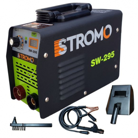 Invertor sudura MMA Stromo SW-295, Afisaj electronic [0]