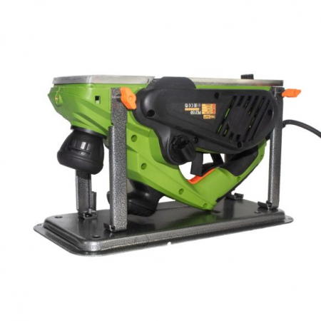 Rindea Electrica cu masa Procraft PE 2150, 2.1 kW, 16000 rpm, 2 cutite + sac colectare [4]