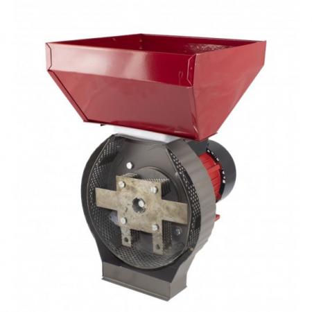 Uruitor cereale Mogilev MKZ-240 Cuva Mare, moara electrica 3.5 kW, 2850 rpm + site [2]