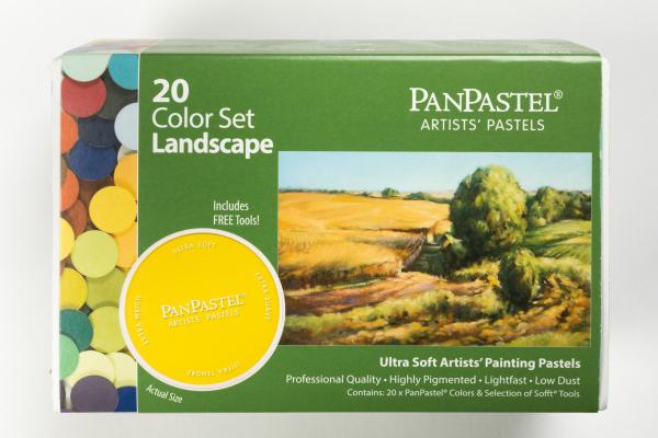 20 Color Landscape 1