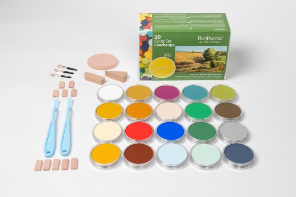 20 Color Landscape 0