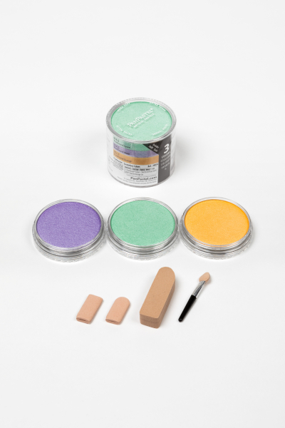 PanPastel Color Pearl Secondary / 3 set 1