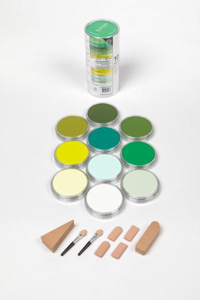 10*PanPastel/ Soft Tools& Storage Jars [0]
