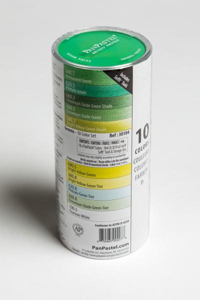 10*PanPastel/ Soft Tools& Storage Jars [1]
