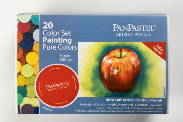 PanPastel 20 Color Painting 1
