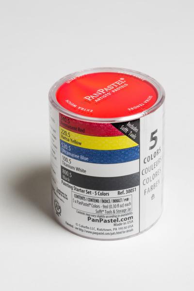 PanPastel Color Painting /5 colors 0