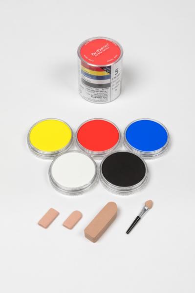 PanPastel Color Painting /5 colors 1