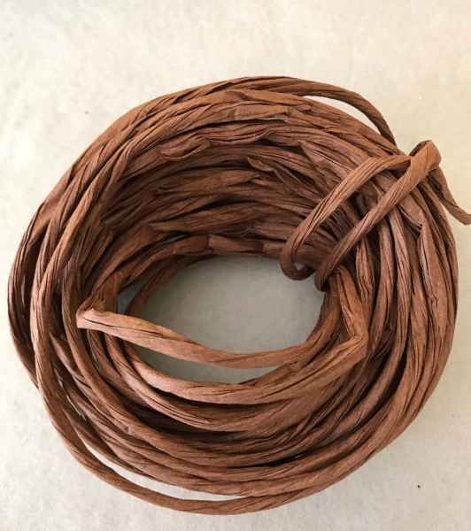 LCS Colour Twisted Paper  Brown 0