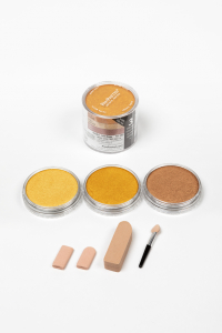 PanPastel Color Metallics Golds Bronze / 3 set1