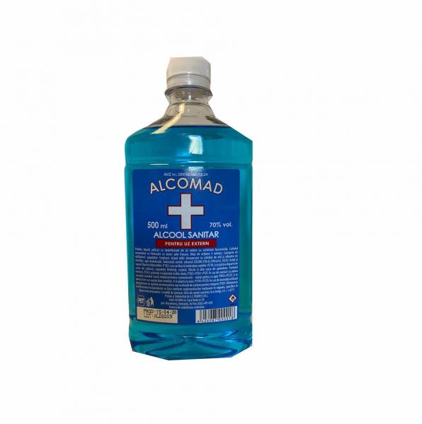 Alcool sanitar 500ml 0