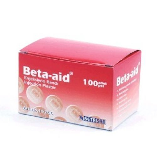 BETA-AID - PLASTURI POST INJECTII (22mm - 100buc. ) 0