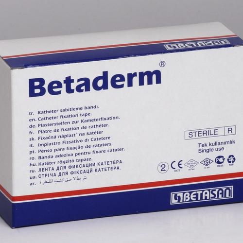BETADERM - FIXATOR PENTRU CATETERE CU TAMPON (6cm x 8cm) 0