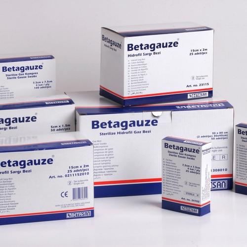 BETAGAUZE - FASA TIFON USOR ELASTICA (5cm x 4m) 1