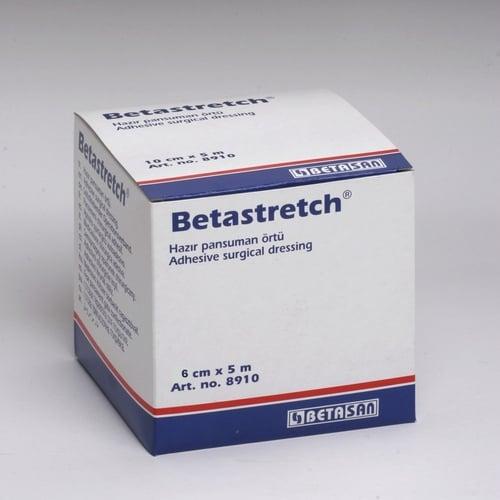 BETASTRETCH - PANSAMENT ADEZIV ELASTIC (6cm x 5m) 0