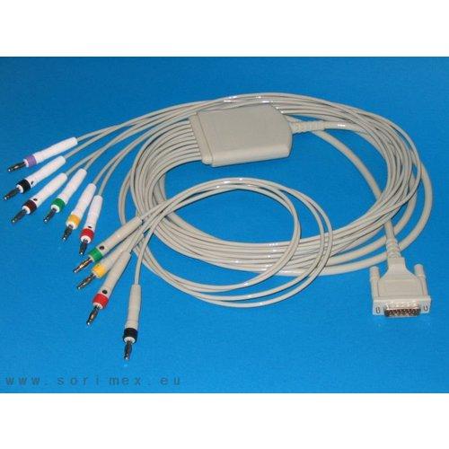 Cablu ECG pentru aparatele BTL Seria 8 0