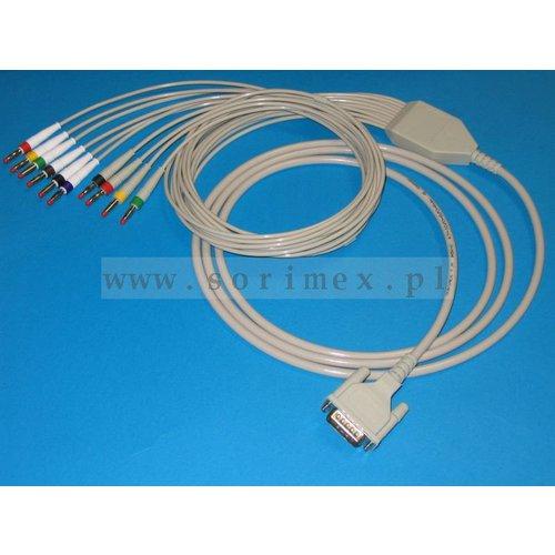 Cablu ECG pentru Aspel [0]