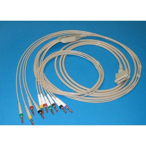 Cablu ECG pentru Mortara eli-150, 250, 350 0