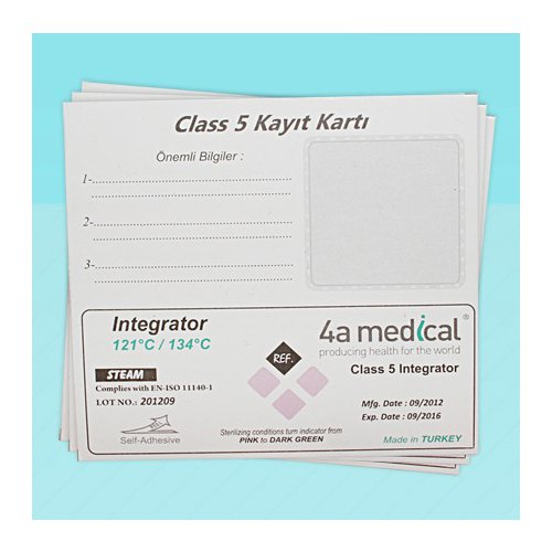 Card cu indicator Clasa 5 [0]