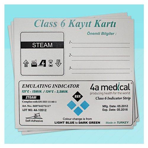Card cu indicator Clasa 6 0