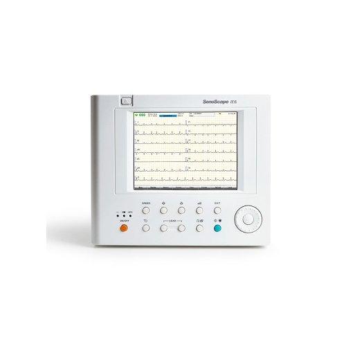 Electrocardiograf (ECG) cu 6 canale Sonoscape IE6 [1]