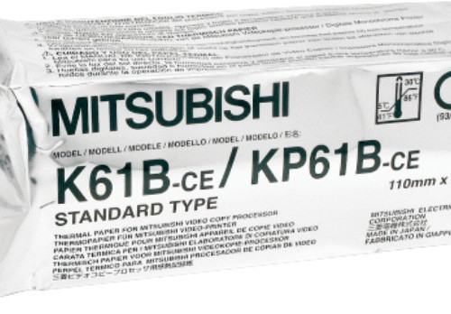 HARTIE VIDEOPRINTER MITSUBISHI K61 B 0