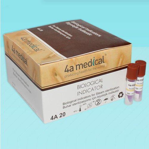 Indicator biologic sterilizare cu aburi [0]