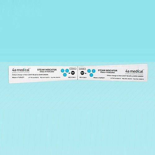 Indicator sterilizare cu aburi Clasa 4 [0]