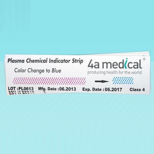 Indicator sterilizare cu plasma 0
