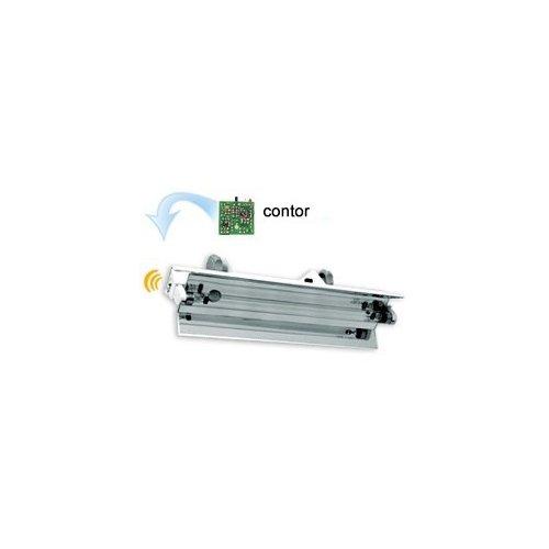 Lampa germicida 15W cu contor (perete, tavan) 0