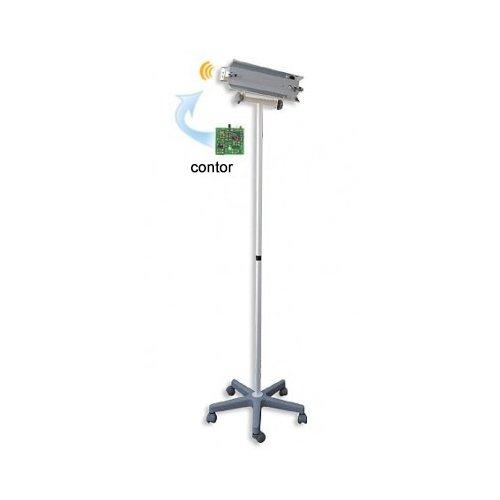 Lampa germicida 15W cu contor (suport mobil) 0